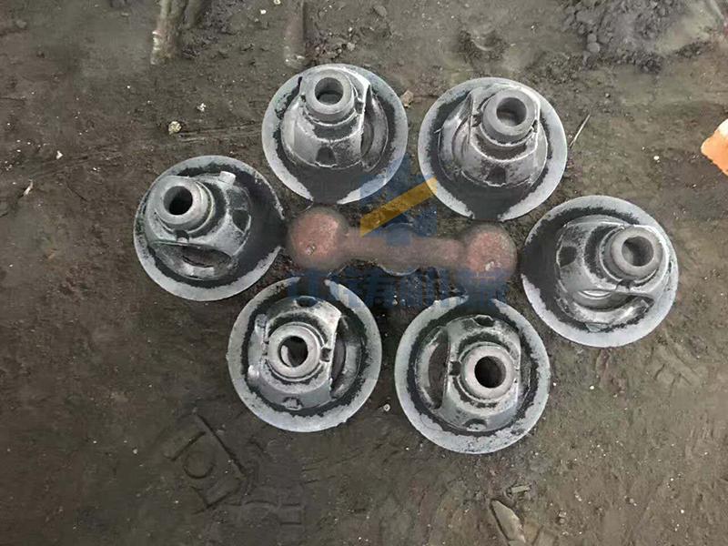 汽车配件铸造造型机