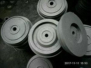 飞轮铸造造型机