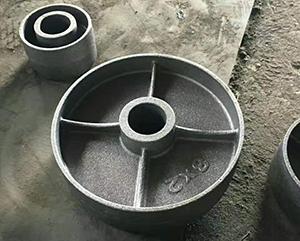 铸铁轮子铸造生产