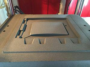 黏土砂造型机