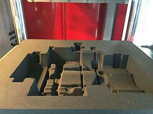 粘土砂自动造型