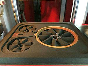 粘土砂造型机