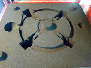 炉架铸造造型机