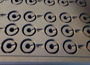 滚轮铸造造型机
