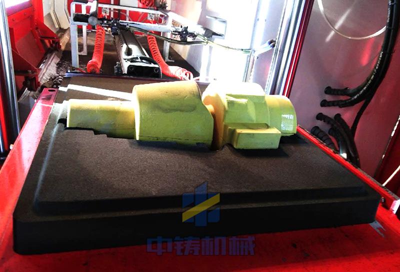 造型机_造型机生产铸造水泵壳