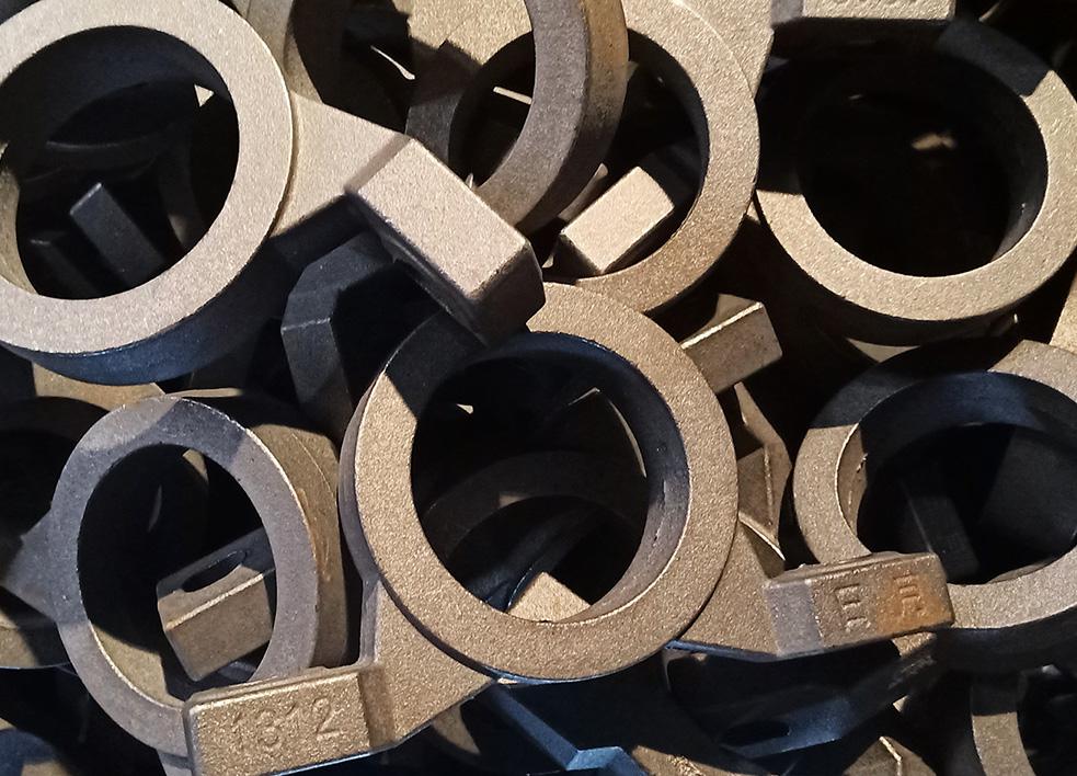 轴承座造型机,轴承座铸造造型生产