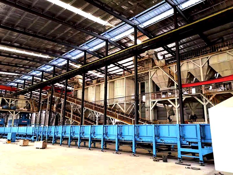 翻砂铸造厂整改要求,环保对铸造企业的具体改造升级要求