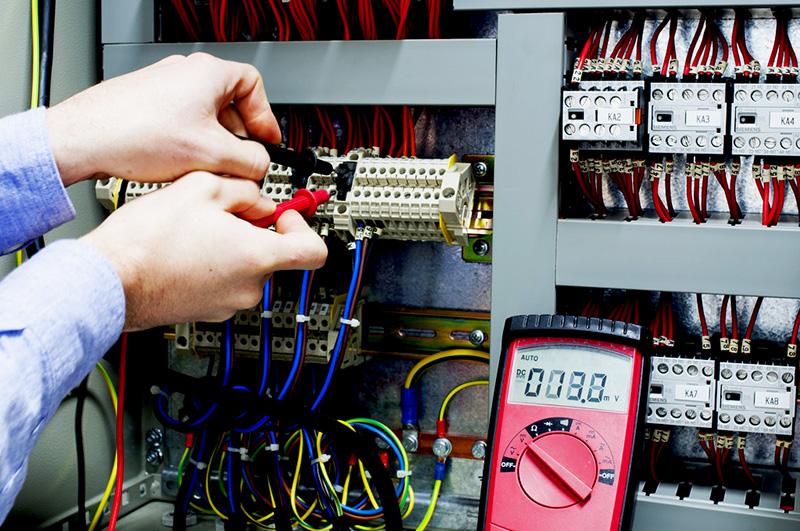 全自动造型机的电控系统图片